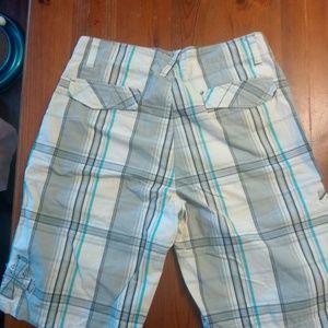 Micros plaid shirts 30 waist